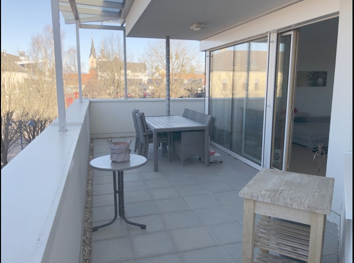 Barrierefreie Wohnung mit Penthousecharakter  8200 Gleisdorf