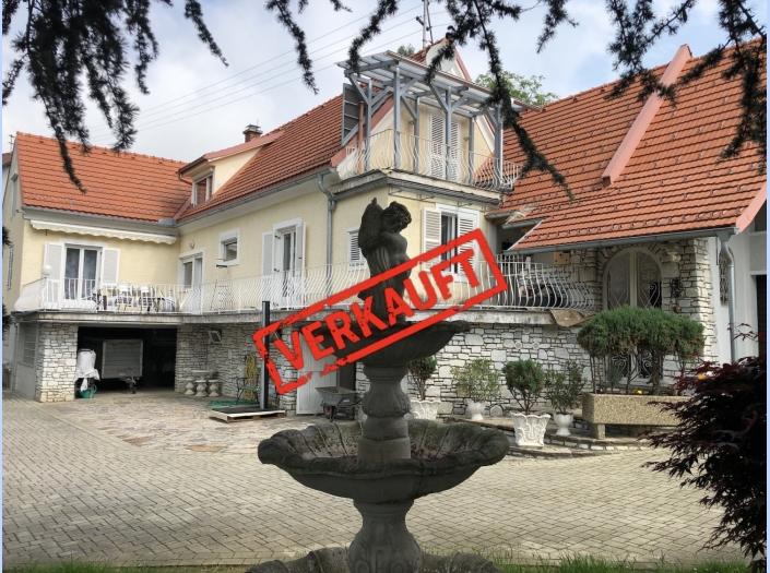 Landhaus im Grünen nahe Graz mit rd. 17000 m2 Grund 8063 Eggersdorf