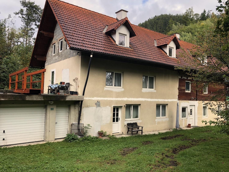 Landhaus mit Potential, auch für 2 Familien und mehr 8616 ...