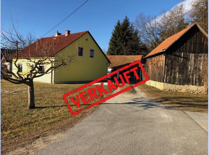 Kleinlandwirtschaft nähe Graz 8062 Kumberg