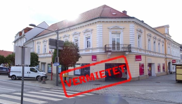 Geschäftslokal in bester Innenstadtlage 8200 Gleisdorf