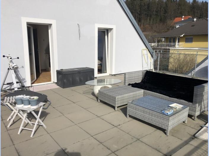 Kleinwohnung mit Großterrasse (50 m²) 8200 Gleisdorf / Ludersdorf