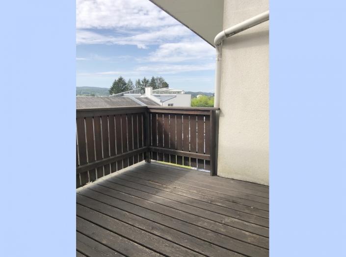 Sonnige 3-Zimmerwohnung mit großzügiger Holzterrasse  8200 Gleisdorf / Stadt