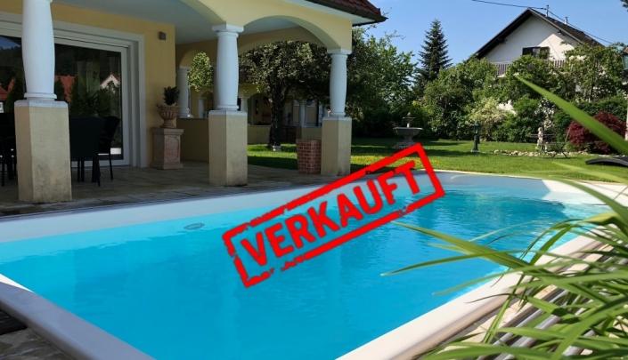 Geräumiges Haus mit Pool, Poolhaus ...  8200 Gleisdorf / Ludersdorf